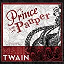 The Prince and the Pauper Audiobook by Mark Twain Narrated by Steve West