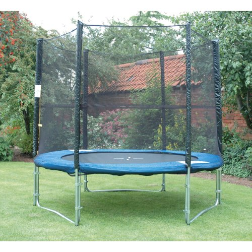14 Foot Trampoline and Safety Net Enclosure