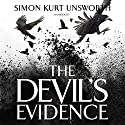 The Devil's Evidence Audiobook by Simon Kurt Unsworth Narrated by David Rintoul