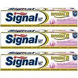 Signal dentifrice integral 8 protection gencives 75 ml - Lot de 3