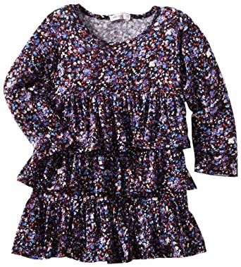 Little Ella Baby Girls' Matilda Dress, Cobalt, 12 18 Months