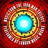London Music Works Music From The Iron Man Trilogy