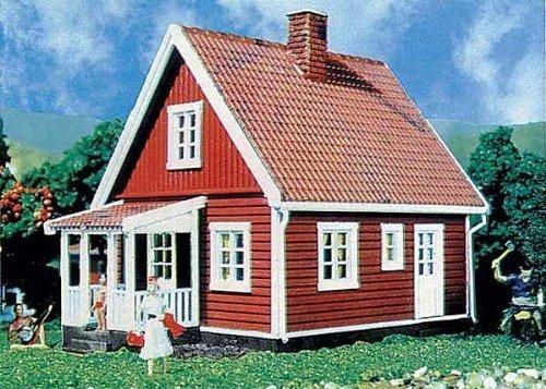Spur-H0-Bausatz-Einfamilienhaus