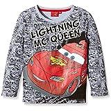 Disney Boy's Cars Lighting Mcqueen Long Sleeve T-Shirt