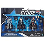 G.I. Joe, 50th Anniversary, Vanishing Act Action Figure Set [Hit & Run, Torpedo, .HN#GG_634T6344 G134548TY68427