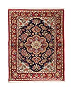 Navaei & Co. Alfombra Persian Qum Rojo/Multicolor 150 x 100 cm