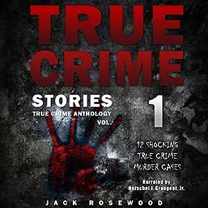 True Crime Stories: 12 Shocking True Crime Murder Cases Audiobook