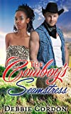 The Cowboy's Seamstress: A BWWM Billionaire Cowboy Pregnancy Romance (New Adult Western Country Contemporary)