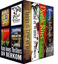 (FREE on 9/10) The Kate Jones Thriller Series, Vol. 1: by D.V. Berkom - http://eBooksHabit.com