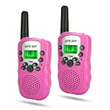 TOPTOY Gifts for 5 Year Old Girls, Two Way Radio for Kids Long Range Toys for 3-12 Year Old Girls Gifts for 3-12 Year Old Boys 2018 TTUSTTD06