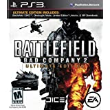 Battlefield Bad Company 2 Ultimate Edition - Playstation 3 ~ Electronic Arts