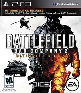 Battlefield Bad Company 2 Ultimate Edition - Playstation 3