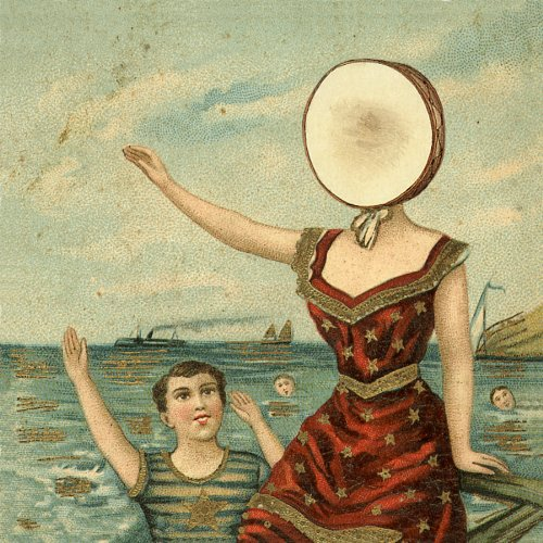 Neutral Milk Hotel - In The Aeroplane Over The Sea [vinyl] - Zortam Music