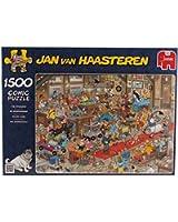 Jumbo Jan van Haasteren 1500 Concours canins