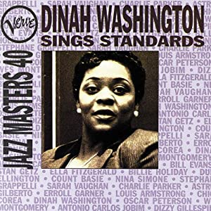 Verve Jazz Masters 40: Dinah Washington Sings Standards
