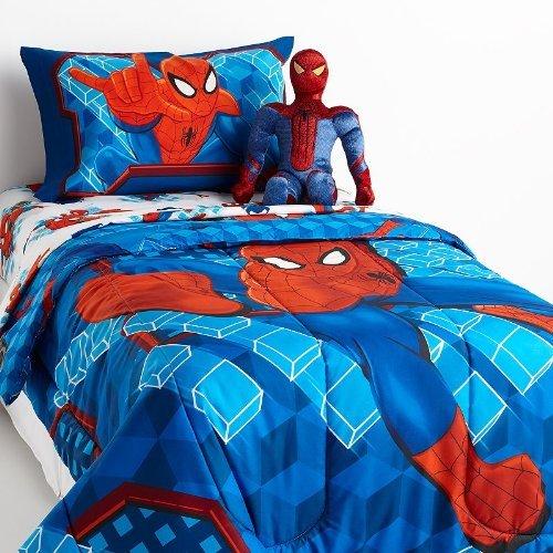 Marvel Spider-Man Spider Sense Comforter - Twin/Full front-471572