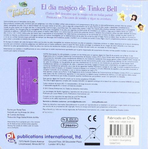 El día mágico de Tinker Bell