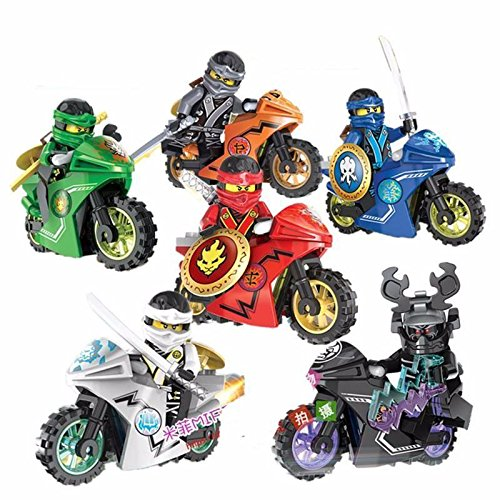 6-sets-phantom-ninja-ninjago-series-minifigures-toy-motorcycle-chariot-blocks-dr