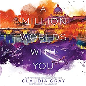 A Million Worlds with You Hörbuch