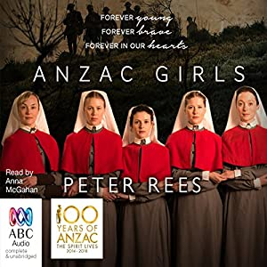 Anzac Girls Audiobook