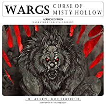 Curse of Misty Hollow: Wargs, Book 1 Audiobook by D Allen Rutherford Narrated by Drew Henderson