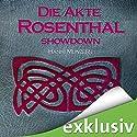 Die Akte Rosenthal: Showdown (Seelenfischer-Tetralogie 4) Audiobook by Hanni Münzer Narrated by Vanida Karun