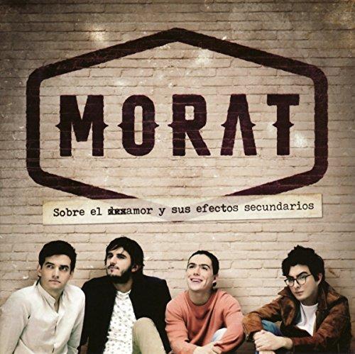 CD : Morat - Sobre El Amor Y Sus Efectos Secundarios (CD)