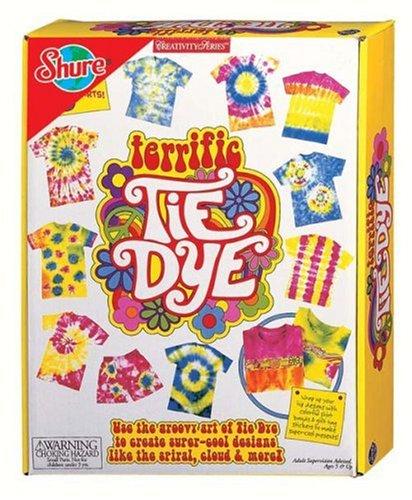 Shure - Terrific Tie Dye - 1