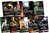 J.R Ward Black Dagger Brotherhood by J.R Ward 9 books Set Pack Collection (J R Ward Collection) (Lover Unleashed, Dark Lover, Lover Awakened, Lover Unbound, Lover Avenged, Lover Enshrined , Lover Revealed, Lover Eternal, Lover Mine)