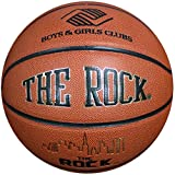 Anaconda Sports® The Rock® XR2-4500-B+GS Boys and Girls Clubs Women's Size Composite Material Basketball