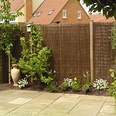 Willow screen fence pack - 1.8 x 1.8m
