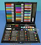 120 Piece Deluxe Young Artists Art Set