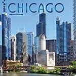 Chicago 2016 Square 12x12 (ST-Dark Bl...