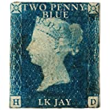 Two Penny Blue ~ L K Jay