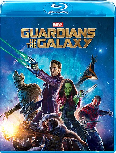 Стражи Галактики / Guardians of the Galaxy (2014) BDRip 720p | DUB | Лицензия