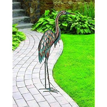 Regal Art & Gift Patina Heron, 27