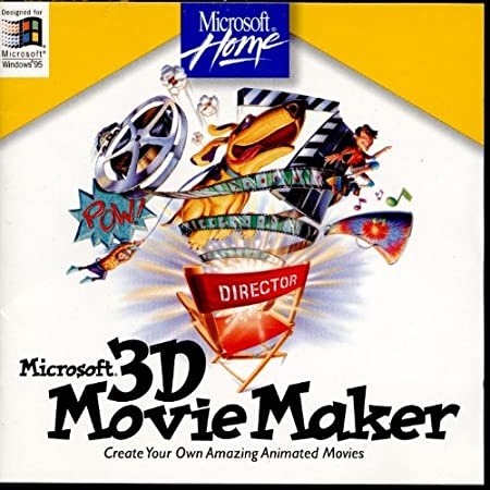 Microsoft 3D Movie Maker