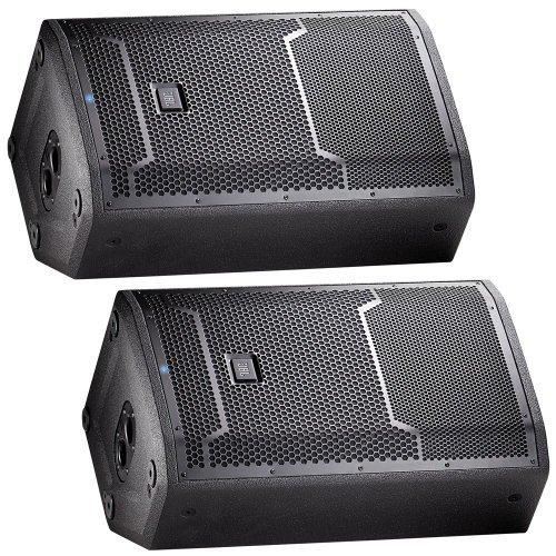 Jbl Prx712 Powered Pa Speaker Pair Bundle
