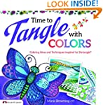 Time to Tangle with Colors: Coloring...