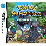 Pok�mon Mystery Dungeon:  Explorers of Time - Nintendo DSby Nintendo