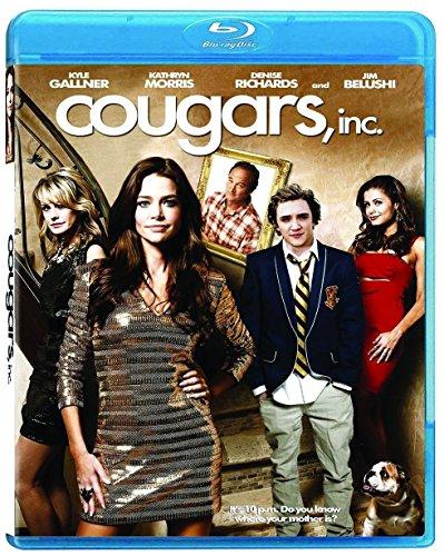 Cougars, Inc. [Blu-ray]