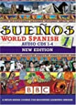 BBC suenos world spanish 1 CD's 1-4