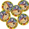 Lot de 8 Mini jeux labyrinthe pirate