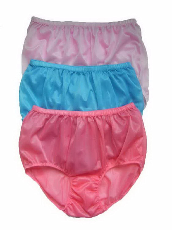Höschen Unterwäsche Großhandel Los 3 pcs LPK24 Lots 3 pcs Wholesale Panties Nylon jetzt kaufen