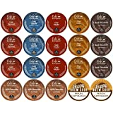 20-count CAFE ESCAPES K-Cup Variety Sampler Pack, Single-Serve Cups for Keurig Brewers