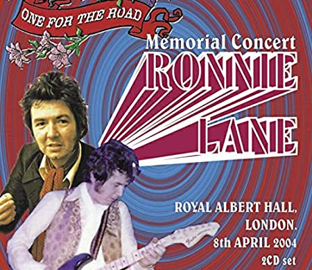 Ronnie Lane Memorial..