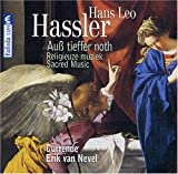 HASSLER: Auß tieffer noth - Sacred Music - Currende - Erik van Nevel
