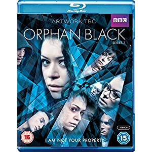 Orphan Black - Series 3 [Blu-ray] [Import anglais]
