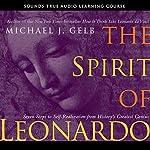 The Spirit of Leonardo   Michael Gelb