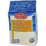 Arrowhead Mills Organic Buckwheat Flour, 32 Ounce Bag